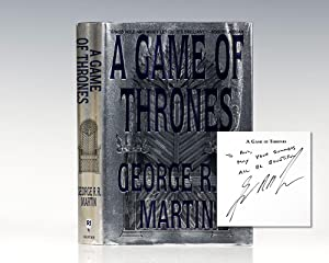A Game of Thrones.: Martin, George R.R