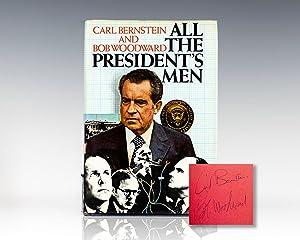 All The President's Men.: Bernstein, Carl &
