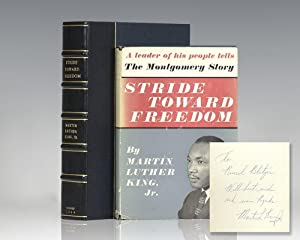Stride Toward Freedom: The Montgomery Story.: King Jr., Martin