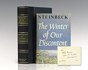 The Winter of Our Discontent.: Steinbeck, John