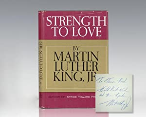 Strength to Love.