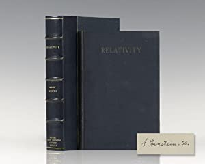 Relativity: The Special And General Theory.