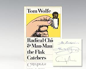 Radical Chic and Mau-Mauing the Flak Catchers.: Wolfe, Tom (Angela