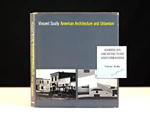 American Architecture and Urbanism.: Scully, Vincent