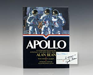 Apollo: An Eyewitness Account.: Bean, Alan with