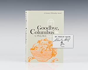 Goodbye Columbus and Other Stories.: Roth, Philip