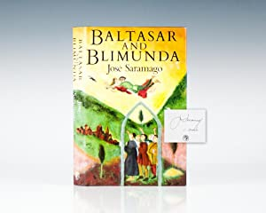Baltasar and Blimunda.: Saramago, Jose
