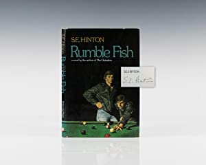 Rumble Fish.: Hinton, S.E