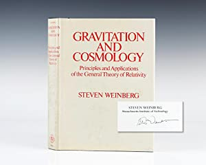 Gravitation And Cosmology: Principles and Applications of: Weinberg, Steven