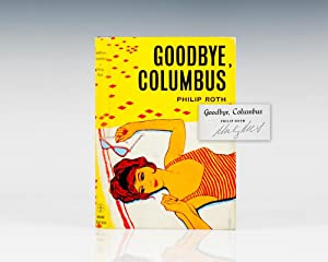 Goodbye, Columbus.: Roth, Philip