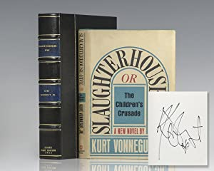 Slaughterhouse-Five, or The Children's Crusade, A Duty-Dance: Vonnegut, Jr., Kurt