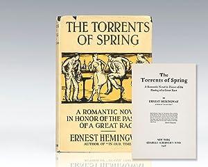 The Torrents of Spring.: Hemingway, Ernest