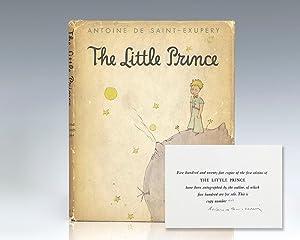 The Little Prince.: Saint-Exupery, Antoine De