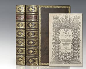 The First and Second Volumes of Chronicles of England, Scotland, and Ireland WITH: The Third volu...