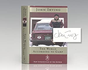 The World According to Garp.: Irving, John