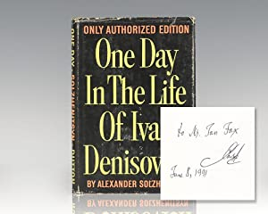 One Day in the Life of Ivan Denisovich.