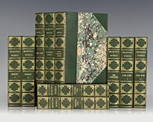 Novels of The Sisters Bronte Including: Jane: Bronte, Charlotte