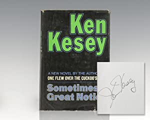 Sometimes a Great Notion.: Kesey, Ken