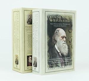 From So Simple A Beginning: Darwin's Four: Wilson, Edward O.;