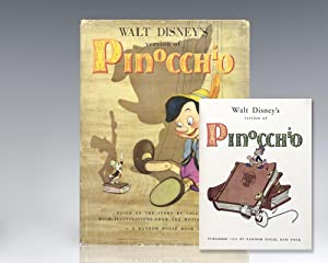 Walt Disney's Version of Pinocchio: Based on: Disney, Walt; Carlo
