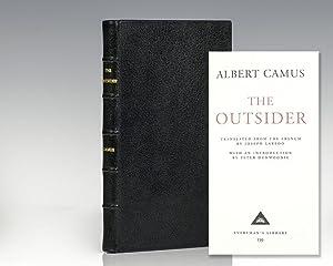 The Outsider (The Stranger).: Camus, Albert