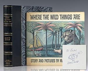 Where the Wild Things Are.: Sendak, Maurice