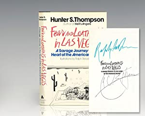 Fear and Loathing in Las Vegas: A: Thompson, Hunter S.;