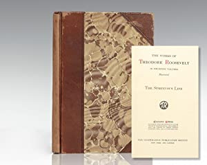 The Works of Theodore Roosevelt Executive Edition: Roosevelt, Theodore