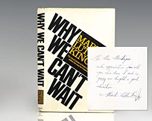Why We Can't Wait.: King, Jr., Martin