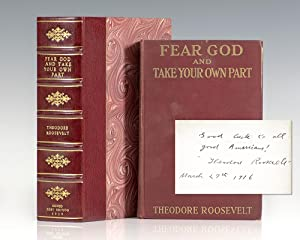 Fear God and Take Your Own Part.: Roosevelt, Theodore