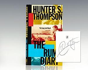 The Rum Diary.: Thompson, Hunter S
