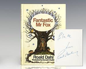 Fantastic Mr. Fox.: Dahl, Roald