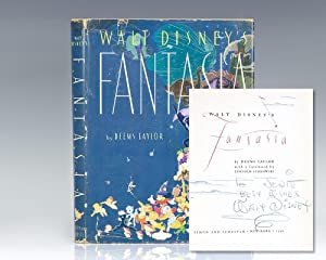 Walt Disney's Fantasia. With a Foreword by Leopold Stokowski.