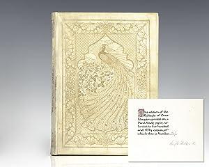 Rubaiyat of Omar Khayyam.: Fitzgerald, Edward; Illustrated