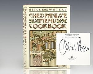 Chez Panisse Menu Cookbook.: Waters, Alice