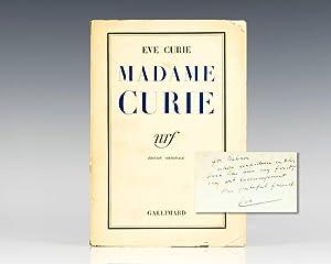 Madame Curie.: Curie, Eve