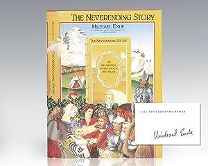 The Neverending Story.: Ende, Michael