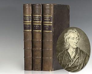 The Works of John Locke [Including: An: Locke, John