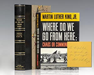 Where Do We Go From Here: Chaos: King Jr., Martin