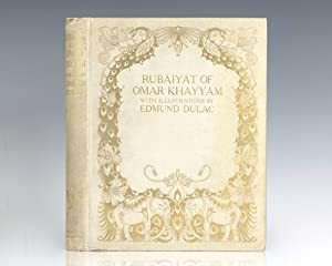 The Rubaiyat of Omar Khayyam.: Fitzgerald, Edward. With