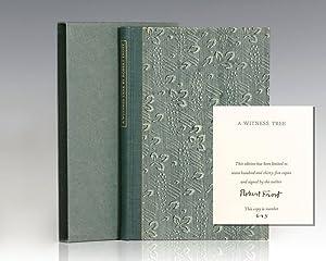 A Witness Tree.: Frost, Robert