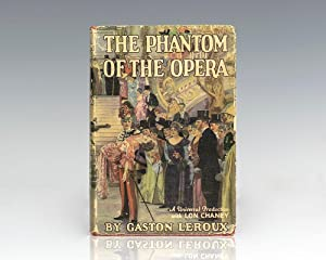 The Phantom of the Opera.: Leroux, Gaston