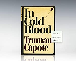 In Cold Blood.: Capote, Truman [Harper