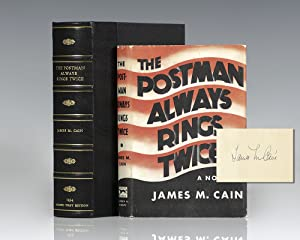 The Postman Always Rings Twice.: Cain, James M