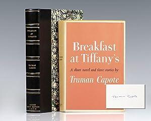 Breakfast At Tiffany's. A Short Novel and: Capote, Truman