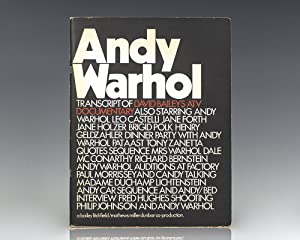 Andy Warhol: Transcript of David Bailey's ATV Documentary.