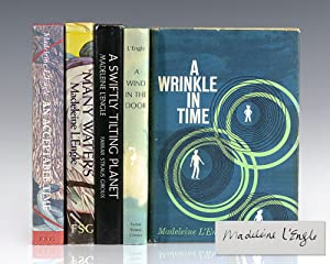 The Time Quintet:] A Wrinkle in Time; A Wind in the Door, A Swiftly Tilting Planet, Many Waters, ...