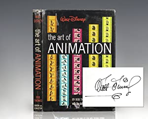 The Art of Animation: The Story of the Disney Studio Contribution to a New Art.