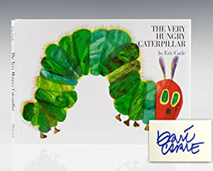 The Very Hungry Caterpillar.: Carle, Eric