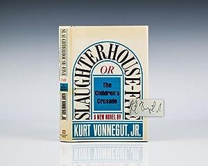 Slaughterhouse-Five, Or The Children's Crusade.: Vonnegut, Kurt